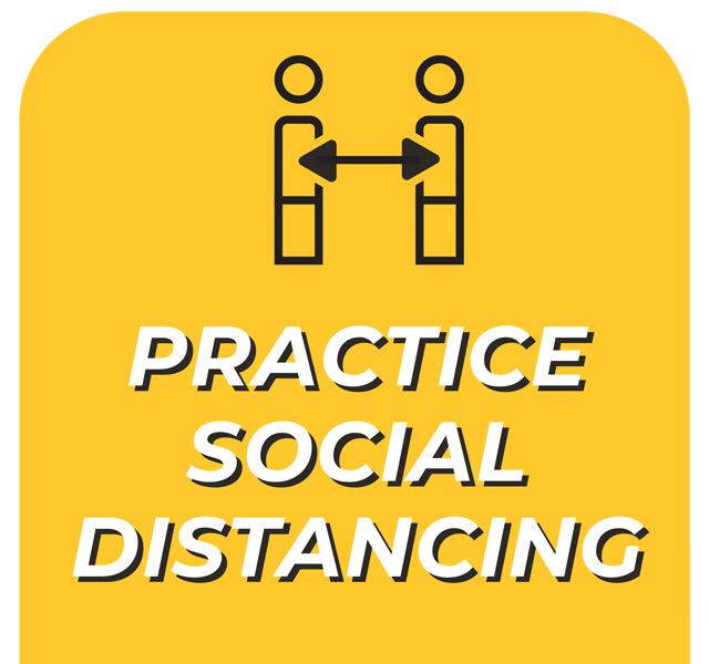 Please practice distancing during your visit at Kennesaw State